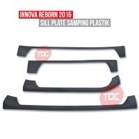 Innova Grand All New 2016 Reborn Silplate Samping Plastik
