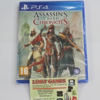 Assasin creed chronicles PS4