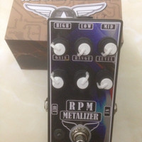efek gitar RPM metalizer