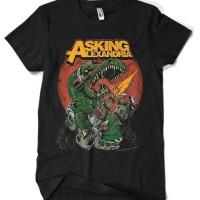 Kaos Asking Alexandria - AAX19