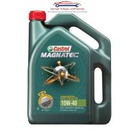 Castrol Magnatec 10W-40 API SN/CF - Oli Mobil Bensin 4 Liter Original