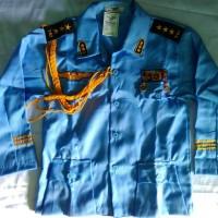 Baju TNI-AU Karnaval anak