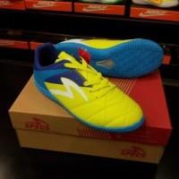 Sepatu Futsal Specs Barricada Gurkha Solar Slime (Kode 400500)