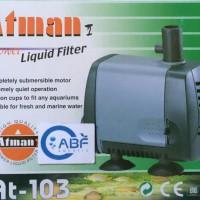 Pompa Air ATMAN AT-103 untuk Akuarium dan Kolam Ikan
