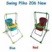 Pliko swing 206 ayunan bayi untuk bermain