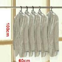 cloth cover / pelindung baju / pelindung pakaian / plastik baju