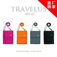 tas KOREA MINI TRAVEL bag SELEMPANG pouch pasport bag paspor travelus