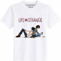 sz graphics/life is strange/t shirt pria/kaos pria