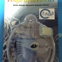 RESUN Hydrometer SWH-04 Pengukur Kadar Garam Air Laut
