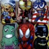 BANTAL SUPERHERO BODY 3D