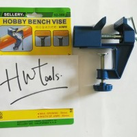 HOBBY BENCH VISE / CLAMP CATOK / RAGUM / BAIS MEJA SELLERY