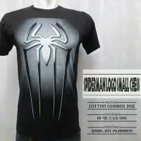 Full Print Kaos 3D Thailand - Spiderman Logo Small