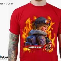 Kaos 3D Umakuka - Point Blank ( All Colour)