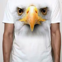 Kaos 3d Bald Eagle II