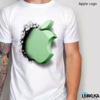 Kaos 3D Umakuka - Apple