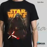 Kaos 3D Starwars Kylo Ren