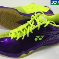 Sepatu Badminton / Bulutangkis Yonex SHB 02 LTD Purple Kento Momota