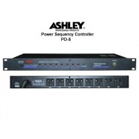 audio power distributor ashley PD 8