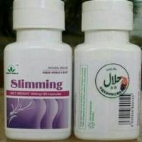 Green world slimming capsule (GWSC)