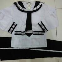 Baju Popeye Anak / Pakaian Karnaval anak Pelaut