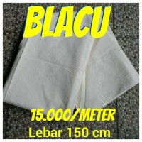 Blacu/kain meteran/kerajinan/pernik/souvenir/bahan kelambu