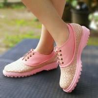 Sepatu Kets Docmart Pink Soft
