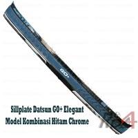 Sillplate Belakang / back Door Sill Plate / Silplate  Datsun GO / GO+