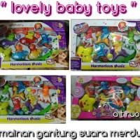 lovely baby toys mainan gantung suara merdu ruoxz