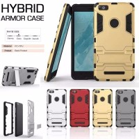 Hybrid Armor Case Kick Standing Xiaomi Mi4i - Mi4c