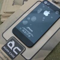 [Iphone 4s/4cdma] Back Door Housing Mirip Iphone 5 Free Obeng