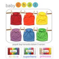 Baby Chaz Popok Kain 6in1 / Popok Bayi isi 6