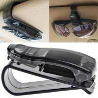 Multifunctional Sunglasses Visor Clip - Klip Mobil Penjepit Kacamata