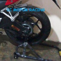 Swing Arm RD Racing Model Gp Banana Honda CBR150 K45 , CBR 150 Lokal