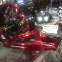 swing arm vixion old new vixion delkevic