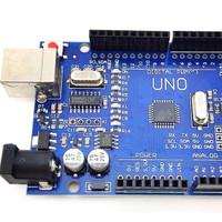 high quality UNO R3 MEGA328P for Arduino UNO R3 NO USB CABLE