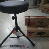 Bangku Drum Proel Sgb-85bk
