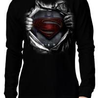 Kaos 3D baman vs superman 2016 New