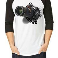 Kaos 3D Fhoto Amazing