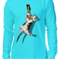 Kaos 3D Cat Imoet