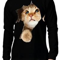 Kaos 3D CAT superimoet