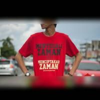 oblong/tshirt/baju/kaos zaman