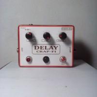 FUJITA SS1 Delay,guitar efek original fullshet