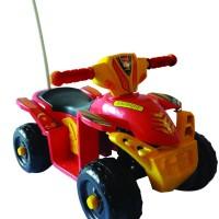 Motor Balap /Ride On ATV Manual grosir mainan anak murah Surabaya