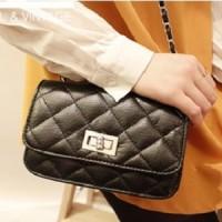 Tas Korea kecil banyak warna rantai Chain bag mini shoulder BTA001