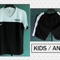 Kostum Anak Nike T90 Jr 2 (setelan,seragam,baju,jersey futsal/bola)