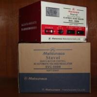 Stabilizer Matsunaga 500watt 500 Watt 500w Stavol Svc 500n