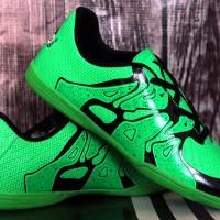 Sepatu Futsal/Olahraga Adidas Adizero F50 Anaconda  Green Lime