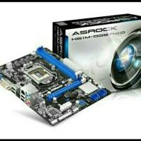 MOTHERBOARD ASROCK H61M-DGS R2.0 LGA 1155