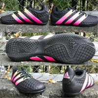 Sepatu Futsal Adidas Ace Full Black 2016