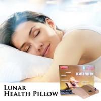 Lunar Health Pillow Bantal Kesehatan Penghangat Plus Getar
